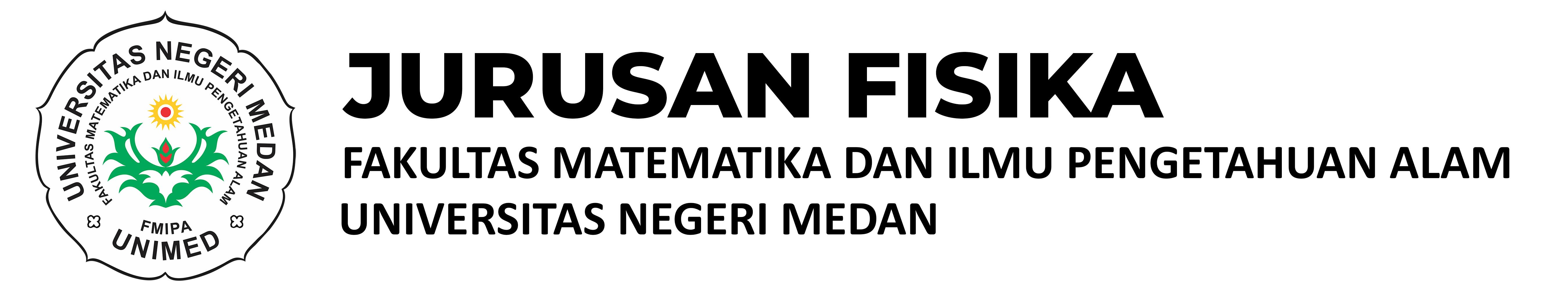 Jurusan Fisika Universitas Negeri Medan