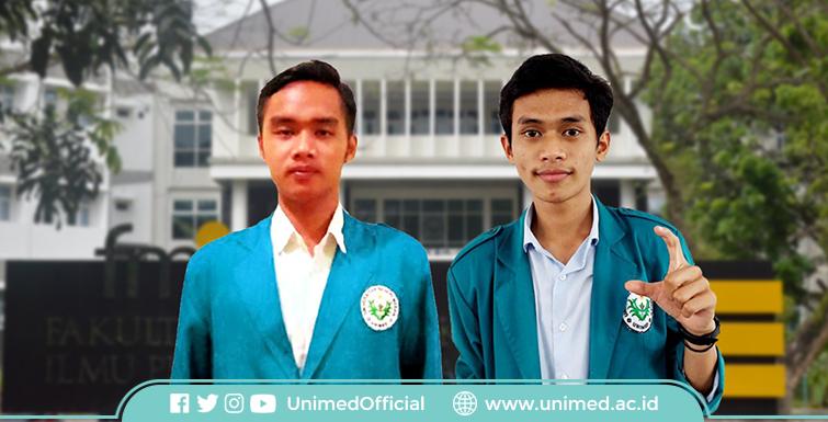 Mahasiswa Prodi Pendidikan Fisika Unimed Medali di KNMIPA LPTK Se-Indonesia